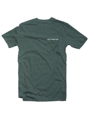 JHF All Caps Pocket T-Shirt