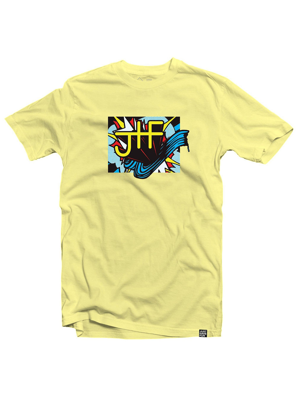 Pop Out T-Shirt