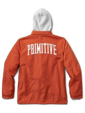 Primitive Two-Fer Coach Collegiate Jacke