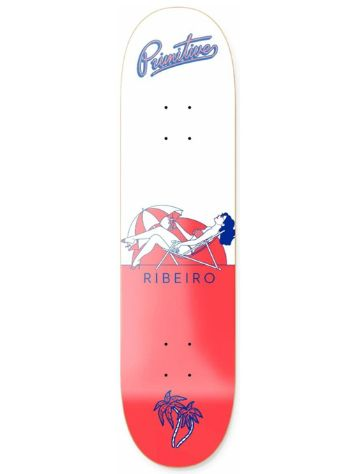 Primitive Ribeiro Beach Club 8.25'' Skateboard Dec
