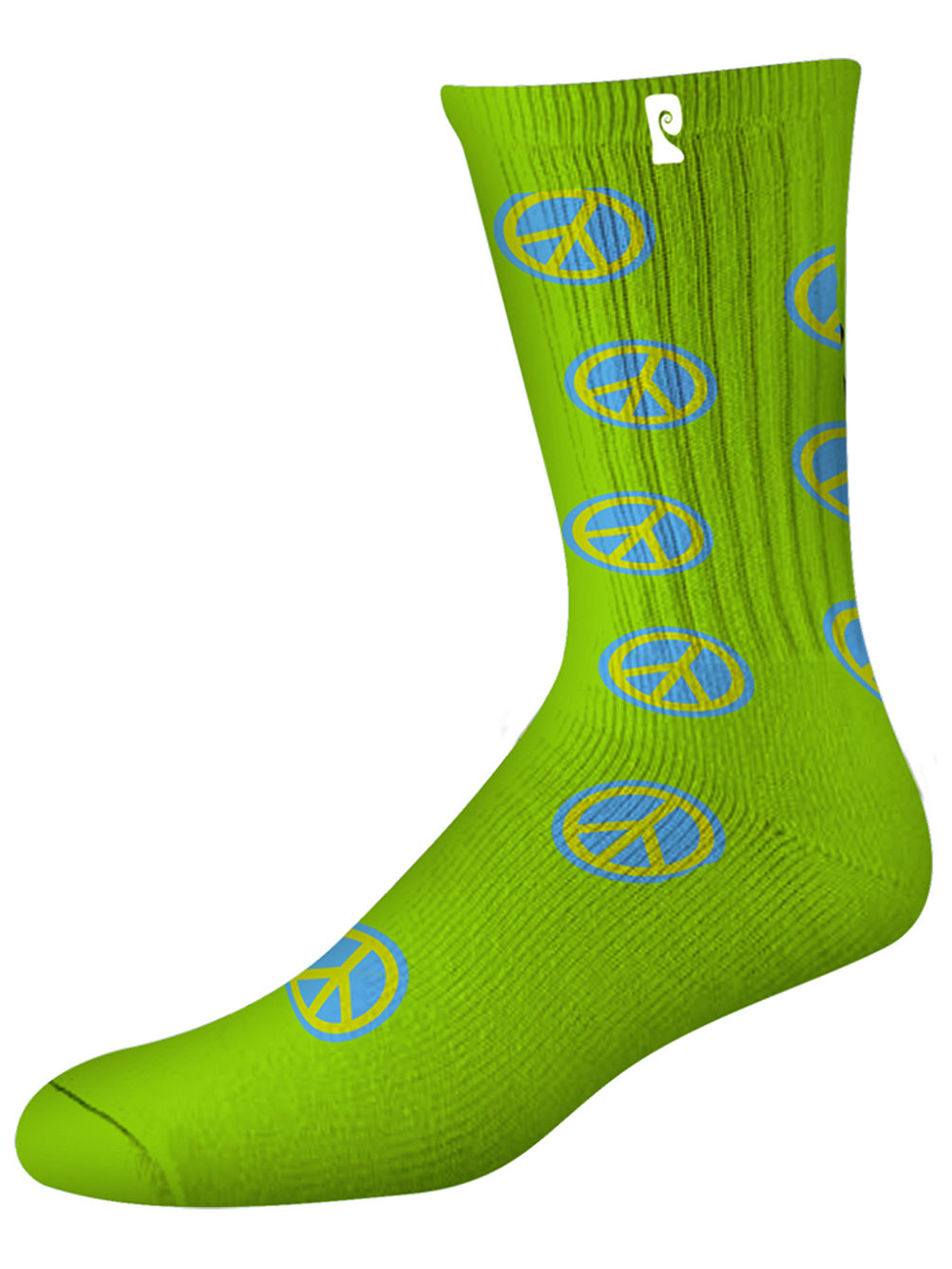 Herman Peace Sign Socken