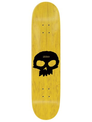 Zero Single Skull Price Point 8.0'' Skateboar