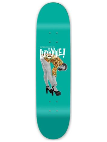 Lurkville Bent Barbara 8.25'' Skateboard Deck