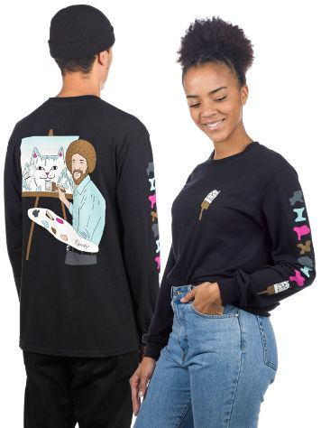 Rip N Dip Ross Long Sleeve T-Shirt