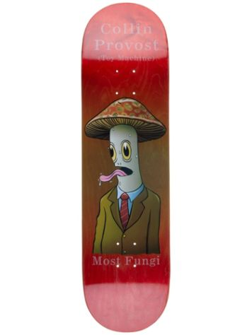 "Toy Machine Provost Fungi 8.5"" Skate Deck"