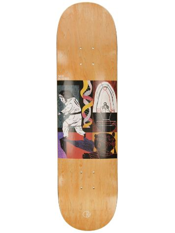 "Polar Skate Nick Boseiro 8.0"" Alien Encounter Skateboard"