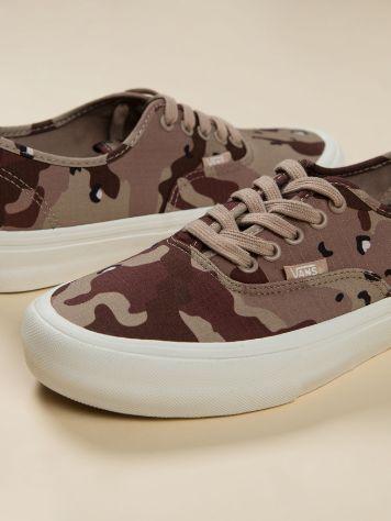 35916f2d02b830 Buy Vans Desert Camo Authentic Pro Skate Shoes online at Blue Tomato
