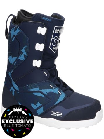 Thirtytwo X Blue Tomato Light 2019 Scarponi da snowboard