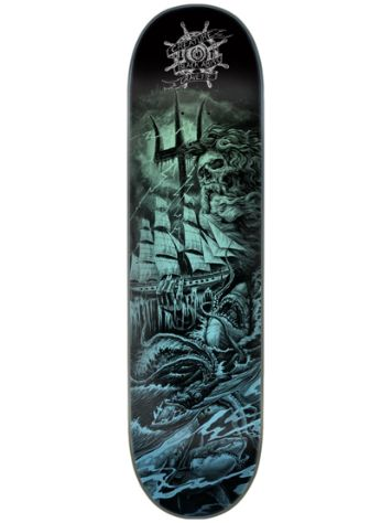 Creature Black Abyss 8'' Skateboard Deck