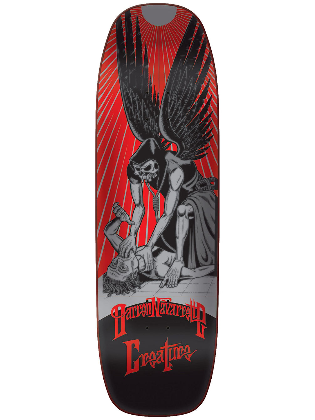 Navarrette Angel Of Death 8.8'' Skateboa