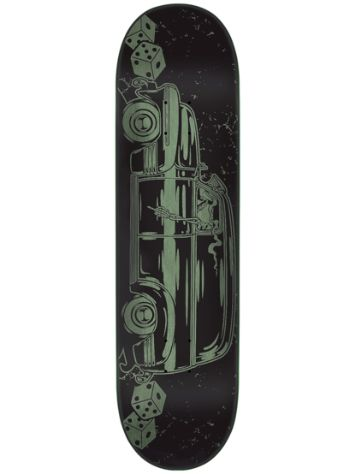 Creature Car Club Metallic 8.8'' Skateboard Deck