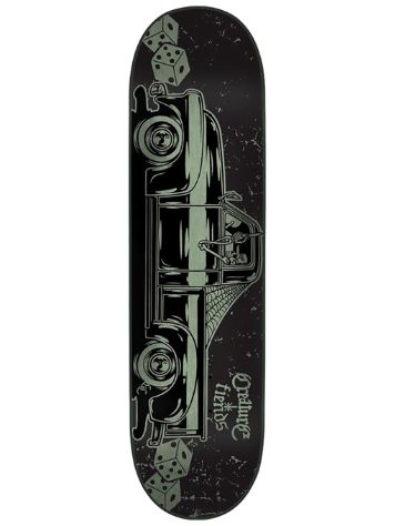 Creature Car Club Metallic 8.6'' Skateboard Deck