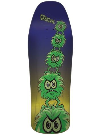 Creature Creeps Relic 10'' Skateboard Deck
