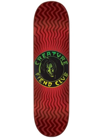 Creature Fiend Club Hard Rock Maple 8.5'' Skatebo
