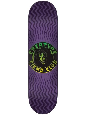 Creature Fiend Club Hard Rock Maple 8.25'' Skateb