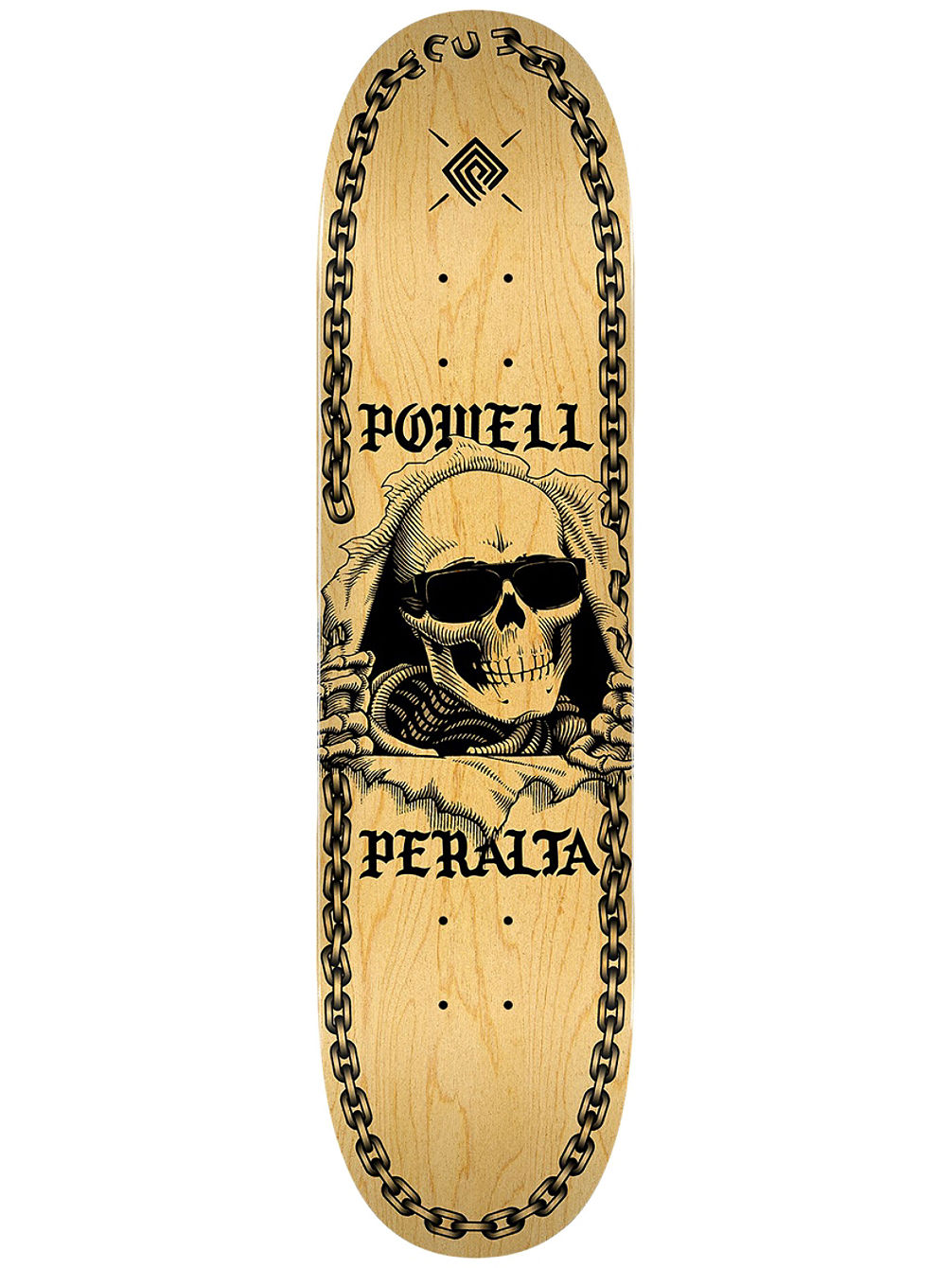 Ripper Chainz Popsicle 9'' Skateboard De