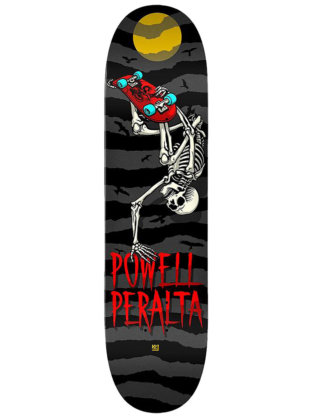 Handplant Skelly Popsicle 8'' Skateboard