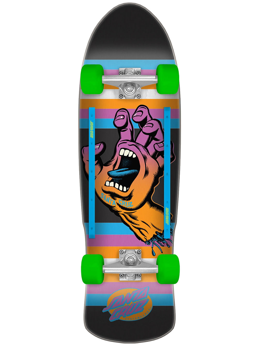Screaming Hand Neon Age 9.4'' Complete