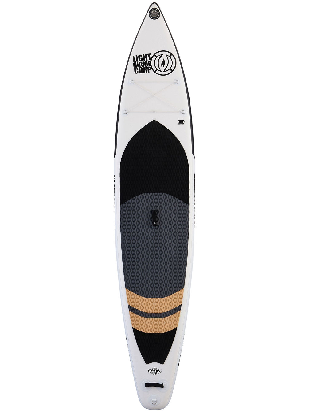 Tourer Silver 12.6 SUP Board
