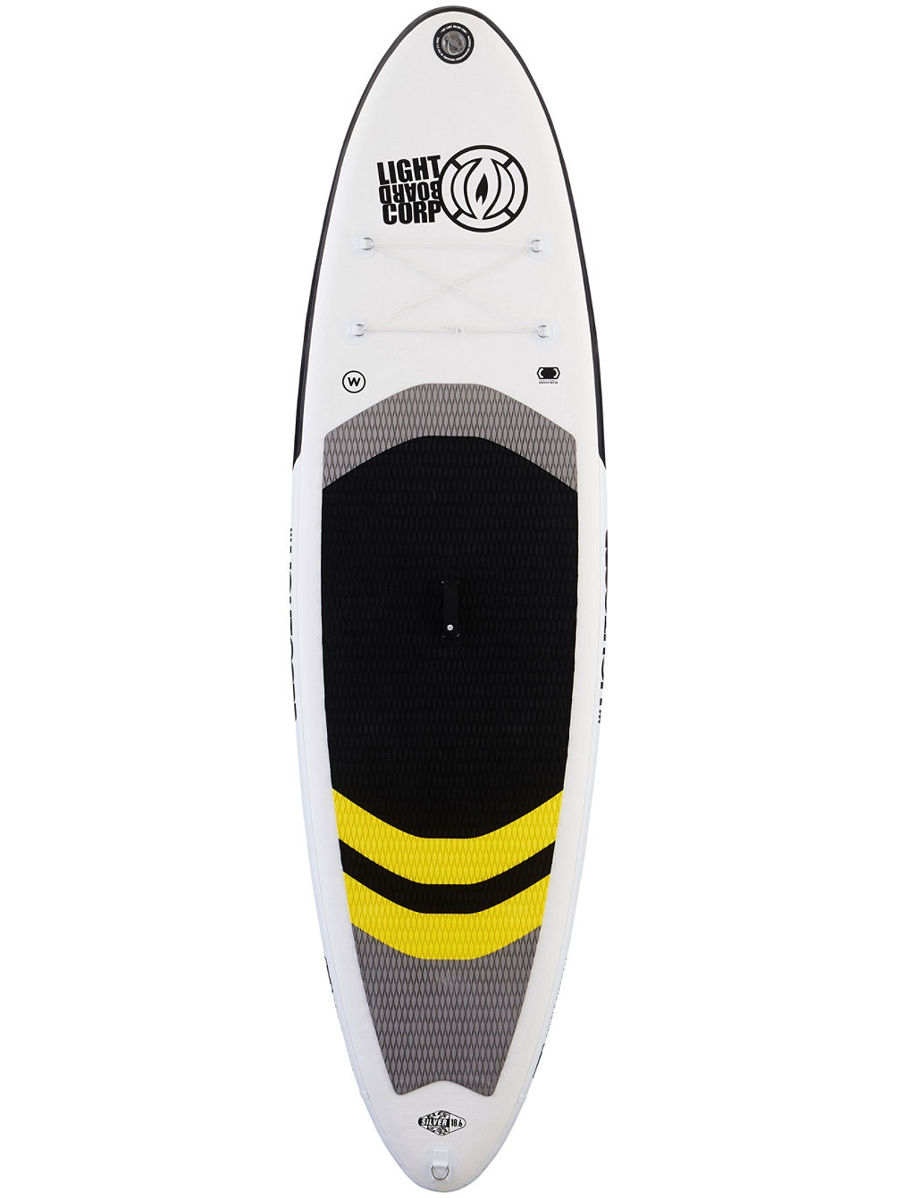 Allround Silver Wide 10.6 SUP Board