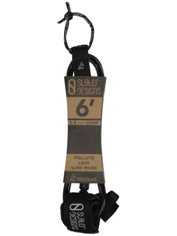 "Slater Designs 6.0"" Comp Leash"