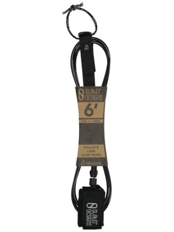 "Slater Designs 6.0"" Regular Leash"
