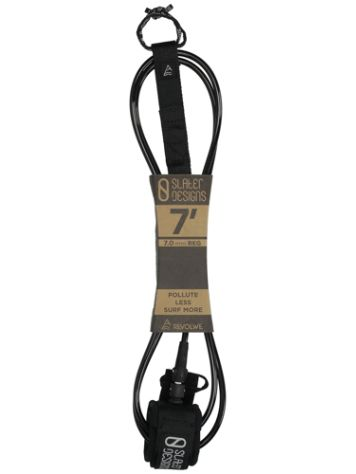 "Slater Designs 7.0"" Regular Leash"