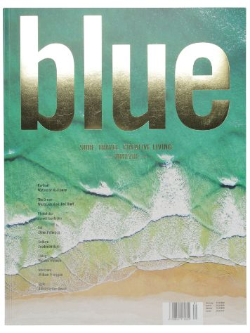 Blue Magazine Blue Yearbook 2018