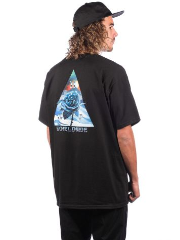 HUF Ice Rose Triangle T-Shirt