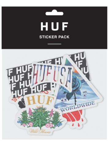 HUF Sticker Set