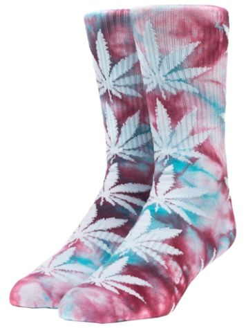 HUF Plantlife Crystal Wash Socks