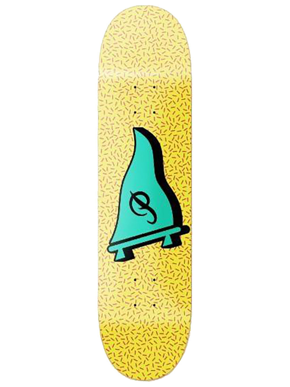 Retro Pennant 8.125'' Skateboard Deck