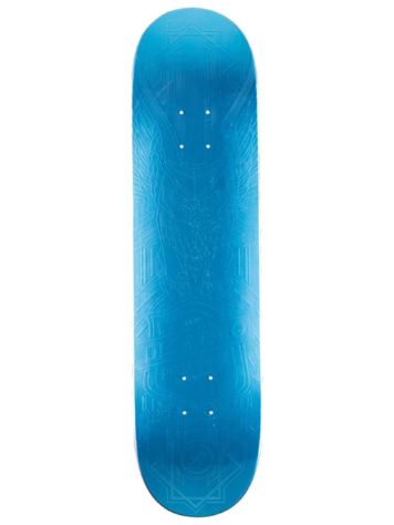 Primitive Wade Owl Blue Foil 8.25'' Skateboard Dec