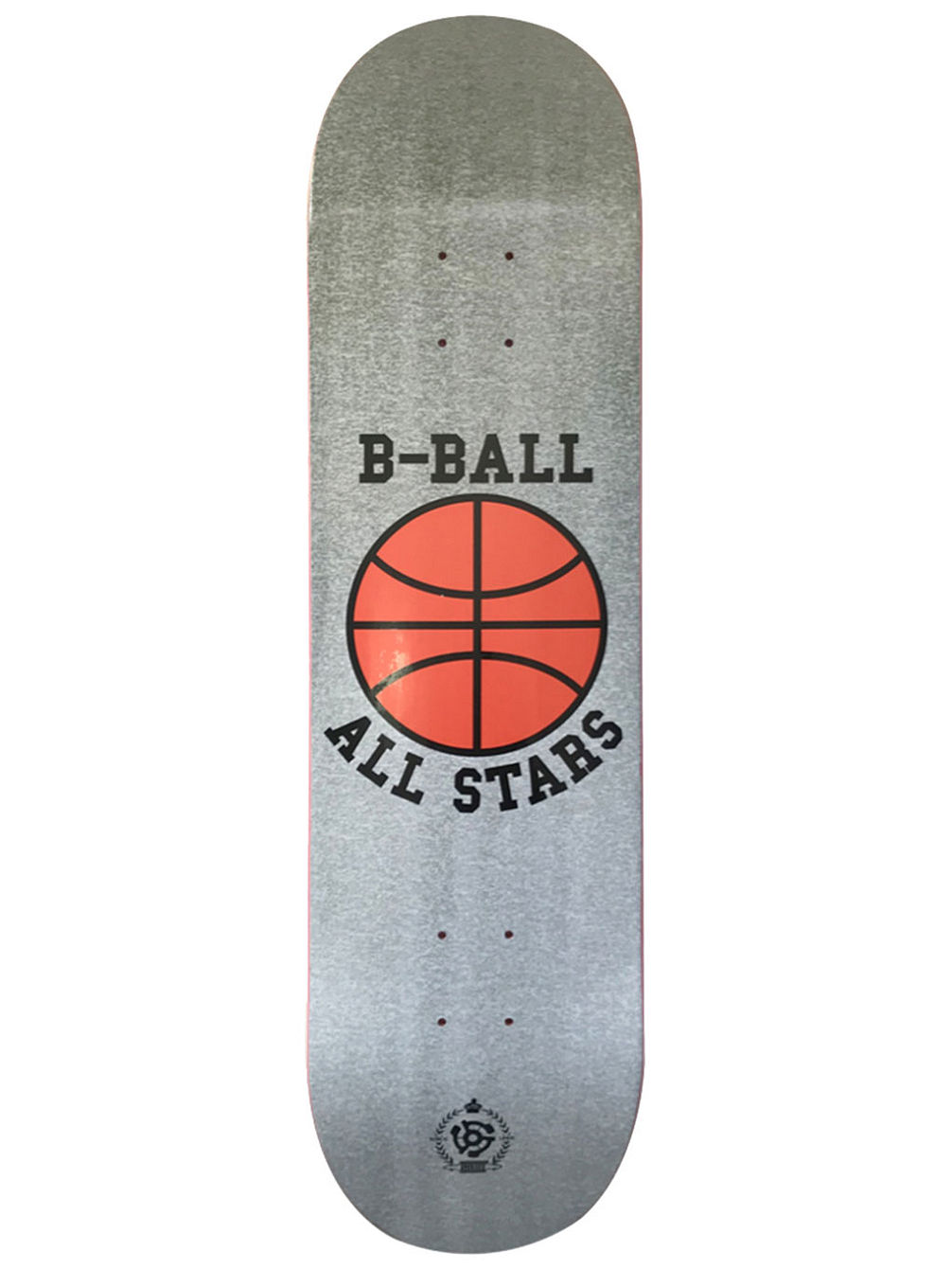 Heather B-Ball Allstars 8.25'' Skateboar