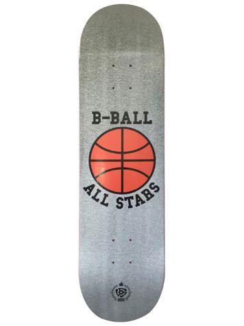 Stereo Heather B-Ball Allstars 8.25'' Skateboar