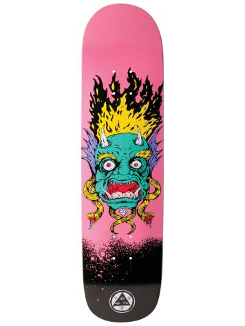 Welcome Old Nick On Bunyip Pink 8.0'' Skateboard