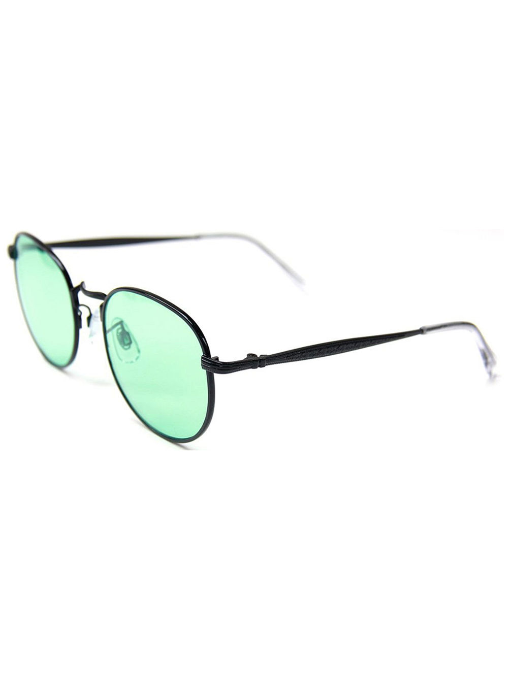 Holidaze Black Green