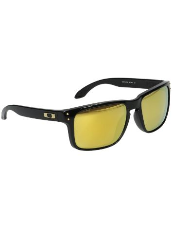 Oakley Holbrook Polished Black 24kIridium Gafas de Sol