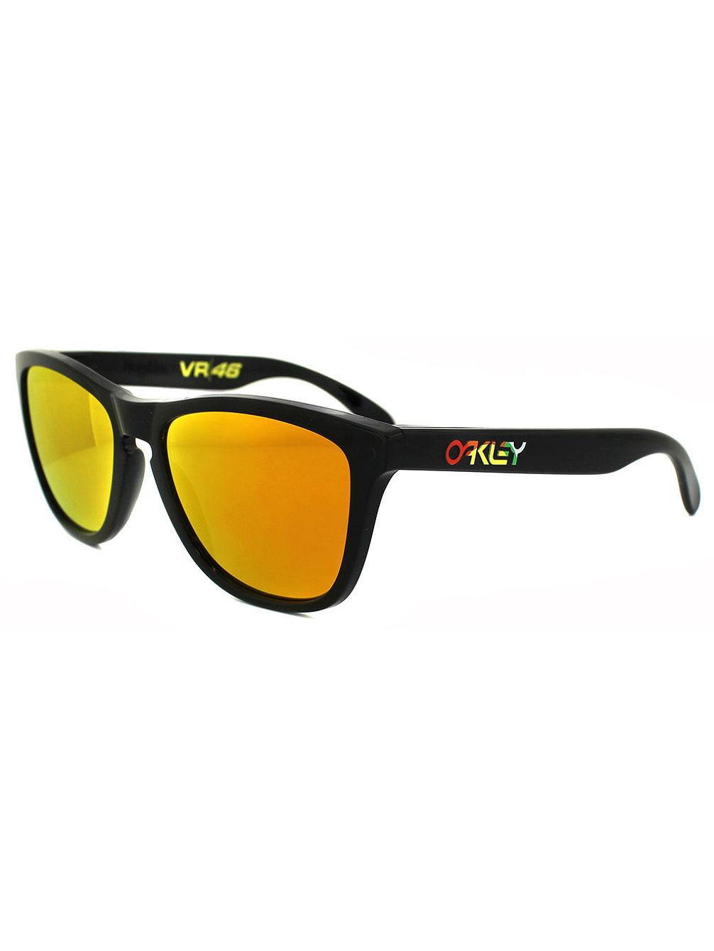 c8bf950fa Compra Oakley Frogskin Polished Black Gafas de Sol en línea en Blue ...