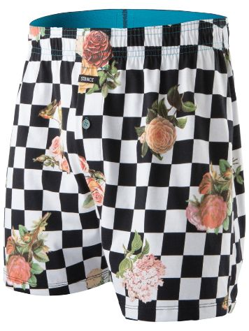 Stance Floral Check Out BX Boxershorts