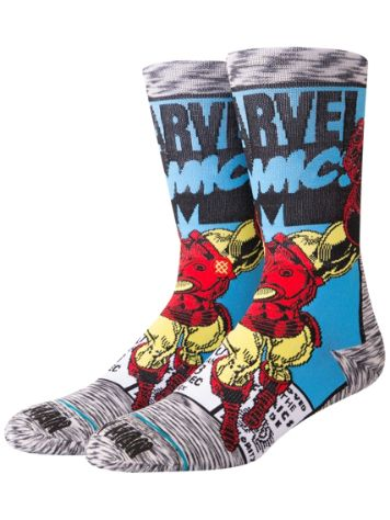 Stance X Marvel Iron Man Comic Calcetines