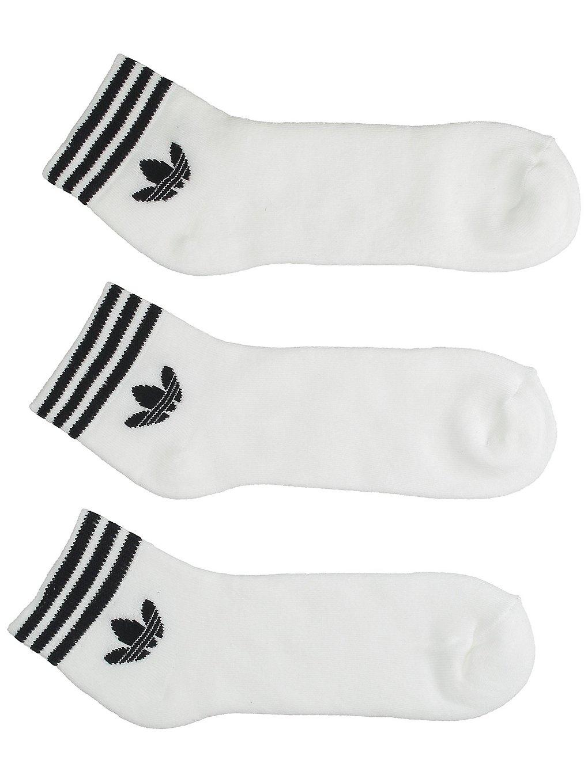 Image of adidas Originals Trefoil Ank Star Socks