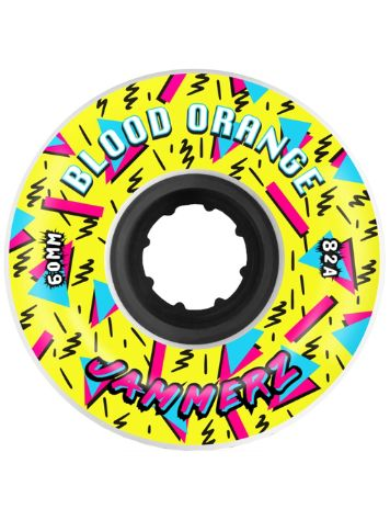 Blood Orange Jammerz 60mm 82A Hjul