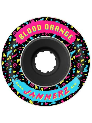 Blood Orange Jammerz 66mm 82A Wheels