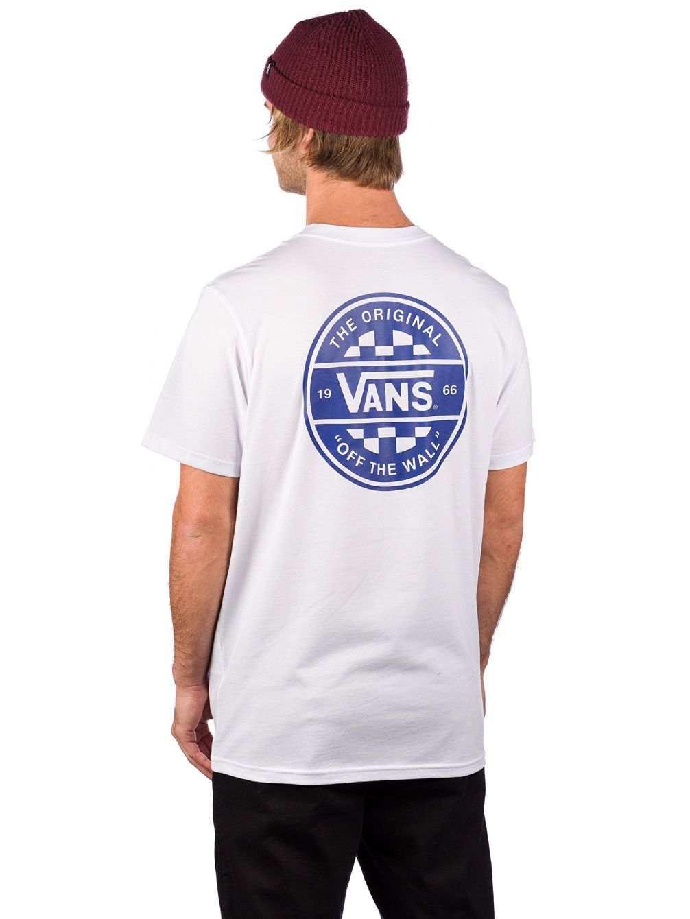 3498156ee32 Buy Vans Checker Co. T-Shirt online at blue-tomato.com