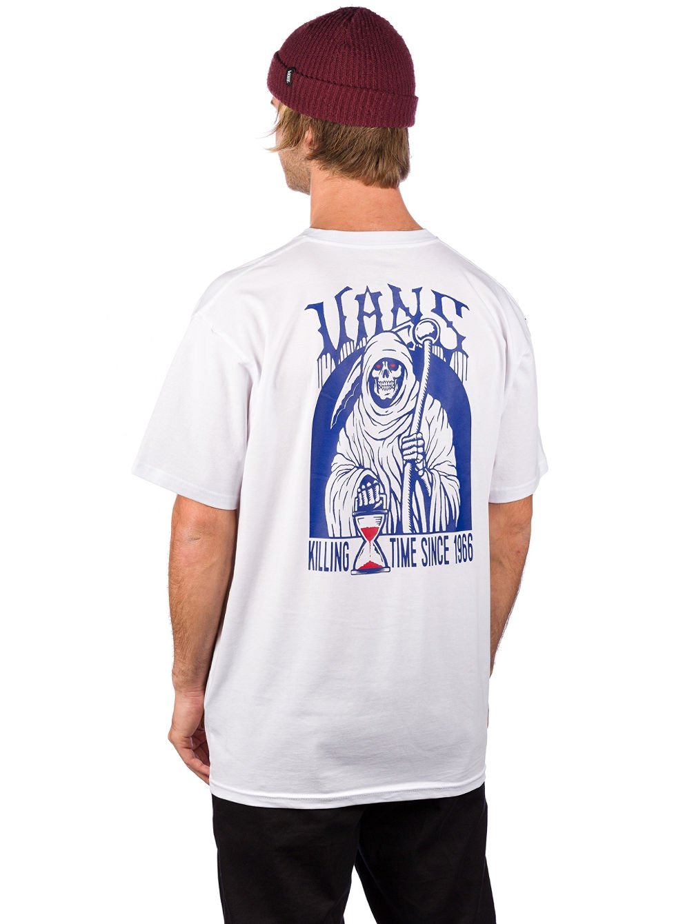 2e5d59fe95e Buy Vans Killing Time T-Shirt online at Blue Tomato