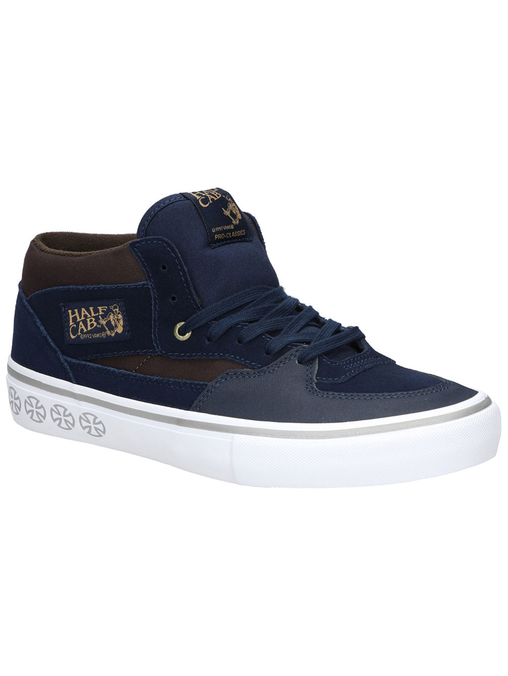 2e3e48ad9c Buy Vans X Independent Half Cab Pro Skate Shoes online at Blue Tomato
