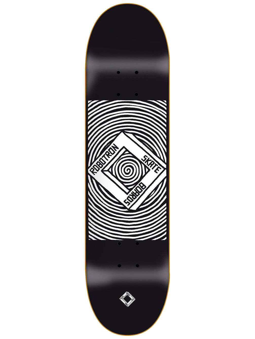 "Square Handjob 8.0"" Skateboard Deck"