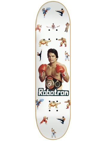 "Robotron FIGHT! FIGHT! FIGHT! 8.3"" Skateboard Deck"