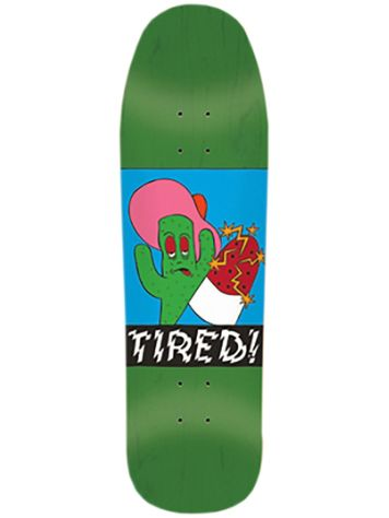 "Tired Cactus People On Wanderer 9,25"" Skateboard D"